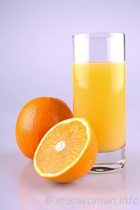 Orangen und die  Aromatherapie